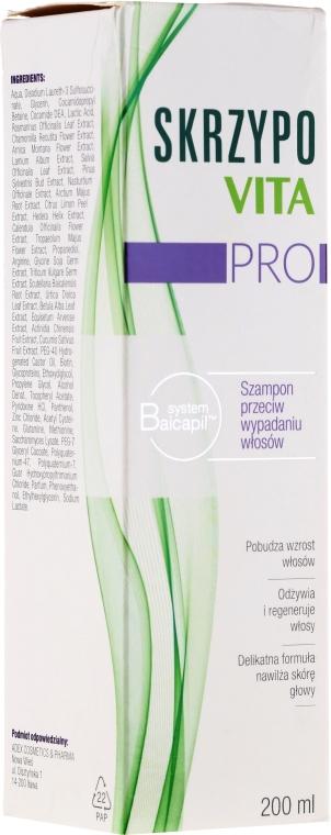 Szampon przeciw wypadaniu włosów - Labovital Skrzypovita Pro