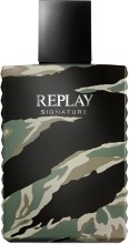 Kup Replay Signature For Men Replay - Woda toaletowa