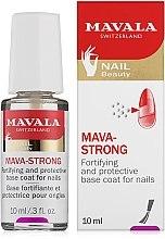 Kup Utwardzający lakier nawierzchniowy do paznokci - Mavala Colorfix Strong Flexible Top Coat