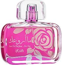Kup Rasasi Maa Arwaak - Woda perfumowana