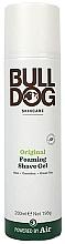 Kup Żel do golenia dla mężczyzn - Bulldog Skincare Original Foaming Shave Gel