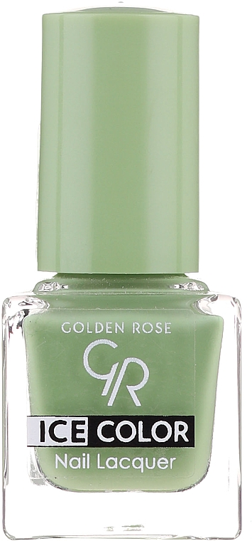Lakier do paznokci - Golden Rose Ice Color Nail Lacquer