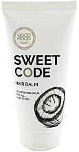 Kup Odżywczy balsam do włosów z olejem kokosowym - Good Mood Sweet Code Hair Balm