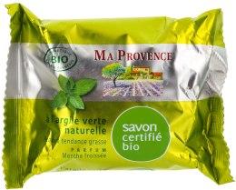 Kup Naturalne mydło w kostce Mięta - Ma Provence Mint Nature Soap