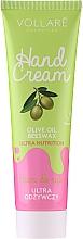 Kup Ultraodżywczy krem do rąk - Vollare Cosmetics De Luxe Hand Cream Ultra Nutrition