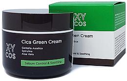 Kup Kojący krem do twarzy regulujący wydzielanie sebum - XYcos Cica Green Cream