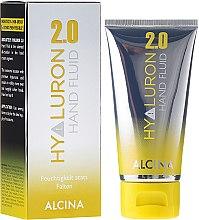 Kup Hialuronowy fluid-balsam do rąk - Alcina Hyaluron 2.0 Hand Fluid