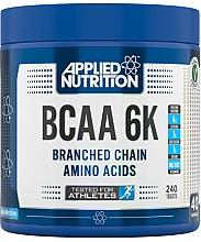 Kup Suplement diety z aminokwasami w tabletkach - Applied Nutrition BCAA 6K 4:1:1