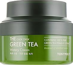 Kup Krem do twarzy z wyciągiem z zielonej herbaty - Tony Moly The Chok Chok Green Tea Watery Cream