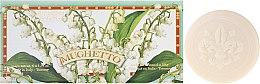Kup Zestaw mydeł w kostce Konwalia - Saponificio Artigianale Fiorentino Lily Of The Valley (6 x soap 50 g)