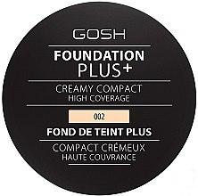 Kup Kryjący podkład w kompakcie - Gosh Foundation Plus + Creamy Compact High Coverage