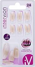 Kup Sztuczne paznokcie, 498763, 24 szt. - Inter-Vion