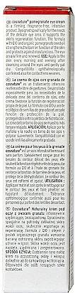 Krem pod oczy Granat - Cosnature Eye Cream Pomegranate — фото N2