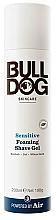 Kup Łagodna pianka do golenia - Bulldog Skincare Sensitive Foaming Shave Gel