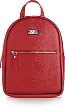 Kup Czerwony plecak Sleek and Chic (28 x 23 x 9 cm) - Makeup