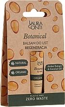 Kup Balsam do ust Olej kokosowy i olej bursztynowy - Laura Conti Botanical Lip Balm