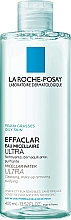 Woda micelarna z wodą termalną do skóry tłustej i wrażliwej do demakijażu twarzy i oczu - La Roche-Posay Effaclar Ultra Micellar Water — фото N1