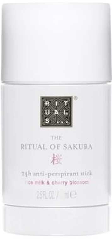 Antyperspirant w sztyfcie Mleko ryżowe i kwiat wiśni - Rituals The Ritual Of Sakura Deo Stick — фото N1