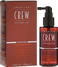 Kup PRZECENA! Wzmacniający tonik do skóry głowy i włosów dla mężczyzn - American Crew Fortifying Scalp Revitalizer *