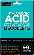 Kup Ekspresowa maska do dekoltu - Beauty Face IST Extremely Moisturizing Decolette Mask Hyaluronic Acid