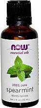 Kup Olejek eteryczny z mięty pieprzowej - Now Foods Essential Oils 100% Pure Spearmint