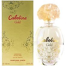 Kup PRZECENA! Parfums Gres Cabotine Gold - Woda toaletowa *
