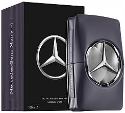 Kup PRZECENA! Woda toaletowa dla mężczyzn - Mercedes-Benz Man Grey *