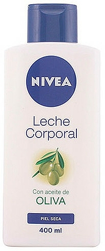 Balsam do ciała - Nivea Olive Oil Body Lotion  — фото N1