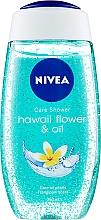 Kup Pielęgnacyjny żel pod prysznic Hawajskie kwiaty - Nivea Hawaii Flower & Oil Shower Gel