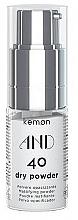 Kup Puder do włosów zwiększający objętość - Kemon And Dry Powder 40