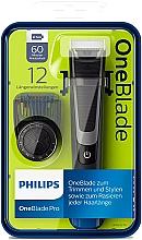 Kup Trymer do stylizacji i golenia brody - Philips OneBlade Pro QP6510/20