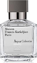 Kup Maison Francis Kurkdjian Aqua Celestia - Woda toaletowa (tester bez nakrętki)