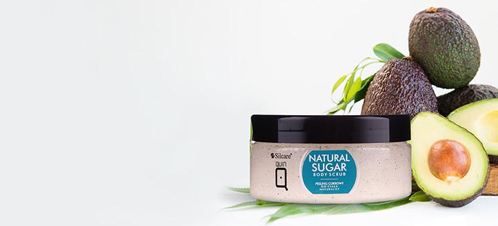 Kup produkty Silcare za min. 70 zł, a naturalny peeling cukrowy do ciała otrzymasz w prezencie