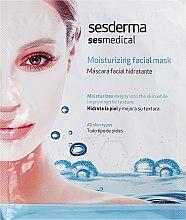 Kup Nawilżająca maska do twarzy - SesDerma Laboratories Sesmedical Moisturizing Face Mask