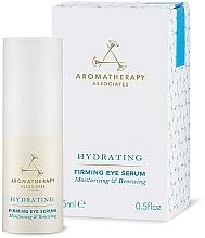 Kup Nawilżająco-ujędrniające serum pod oczy - Aromatherapy Associates Hydrating Firming Eye Serum