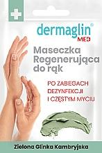 Kup Regenerująca maska do rąk - Dermaglin