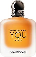 Kup Giorgio Armani Emporio Armani Stronger With You Freeze - Woda toaletowa