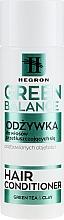 Kup Odżywka do włosów przetłuszczających się i pozbawionych objętości - Hegron Green Balance Hair Conditioner