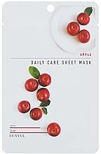 Kup Odżywcza maska na tkaninie z ekstraktem z jabłka - Eunyu Daily Care Sheet Mask Shea Apple