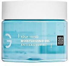 Kup Antybakteryjny żel do rąk - Aquayo Aqua Hand Moisturizing Gel Antibacterial