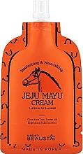 Kup Krem do twarzy z olejem końskim - Beausta Jeju Mayu Cream