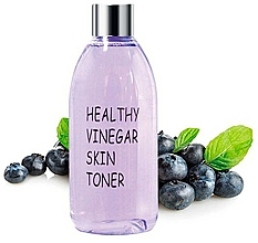 Kup Tonik do twarzy jagodowy - Real Skin Healthy Vinegar Skin Toner Blueberry