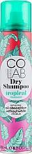 Kup Suchy szampon o zapachu tropikalnym - Colab Tropical Dry Shampoo
