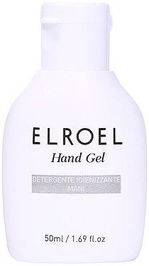 Żel dezynfekujący do rąk - Elroel Hand Gel — фото N1