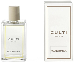 Kup Perfumowany spray do wnętrz - Culti Milano Room Spray Mediterranea