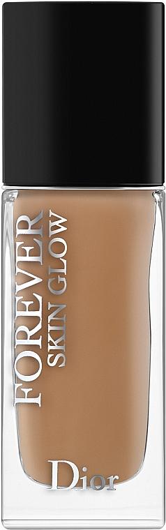 Rozświetlający podkład w płynie do twarzy - Christian Dior Diorskin Forever Skin Glow Foundation — фото N2