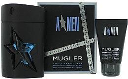 Kup Mugler A Men - Zestaw (edt 100 ml + sh/gel 50 ml)