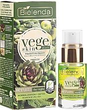 Kup Normalizująco-detoksykujące serum na dzień i noc do cery mieszanej i tłustej - Bielenda Vege Skin Diet