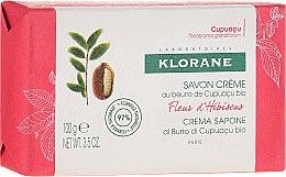 Kup Mydło w kostce - Klorane Cupuacu Hibiscus Flower Cream Soap