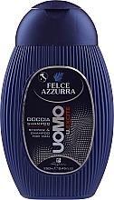 Kup Szampon i żel pod prysznic dla mężczyzn Excite - Paglieri Felce Azzurra Shampoo And Shower Gel For Man